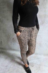 Leopard broek