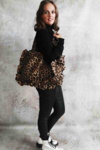 Leopard Tas