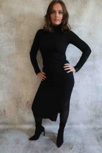 Black Coltrui Dress
