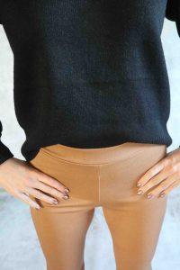 Camel Flair Pants