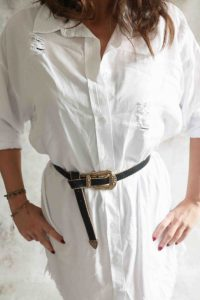 Witte Blouse